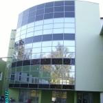 budynek przeszkolny zastosowano okna valnor