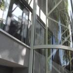 realizacji firmy valnor z Będzina - winda na zwenątrz budynku