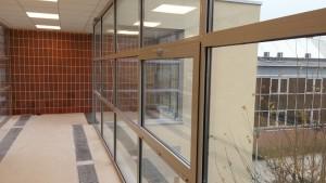 Stolarka aluminiowa okienna - realizacja Valnor